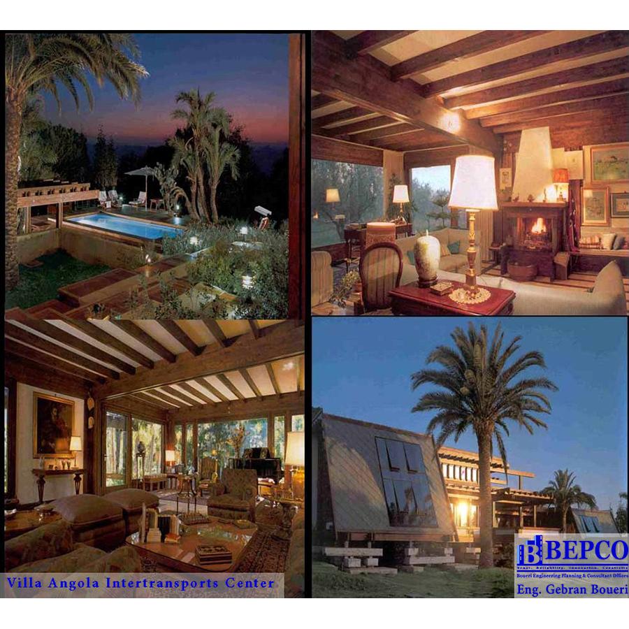 Luxury Villa Angola