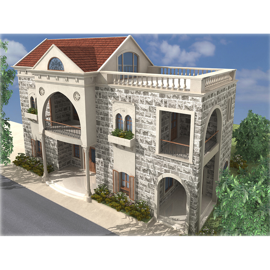 Villa Chamoun - Falougha