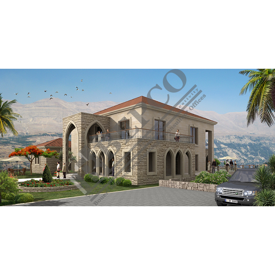 Villa Hasroun