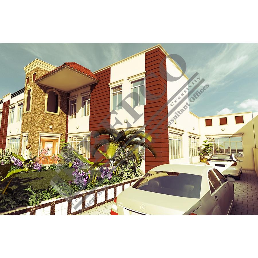 Villas Complex - Erbil Irak