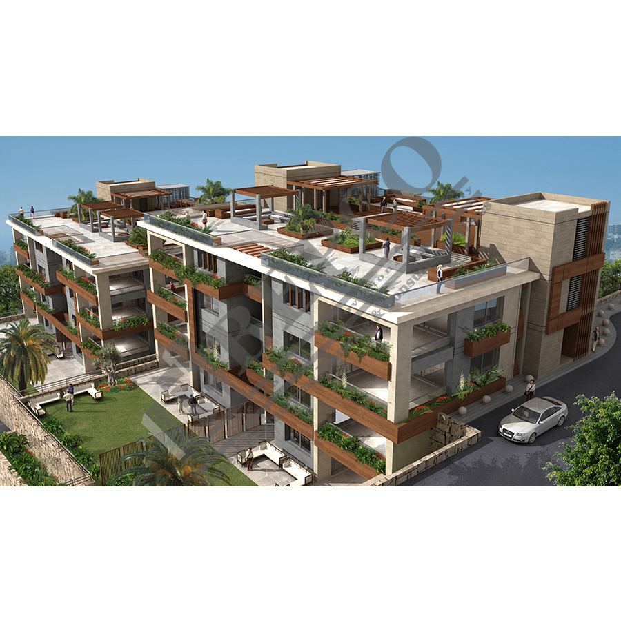 Luxury Residential Building  Aoukar