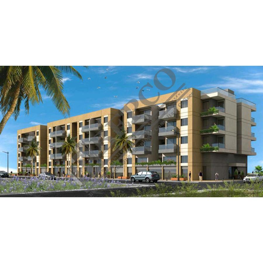 Residential Complex - Cote d'Ivoire