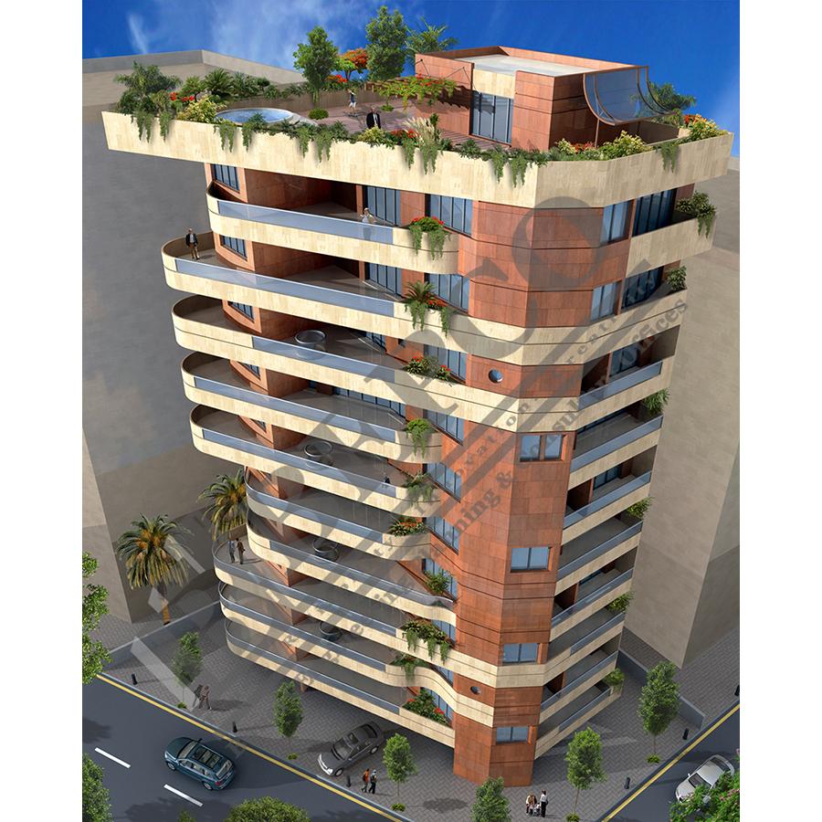 Residential - Tartous Building
